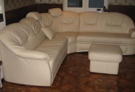 Перетяжка (обивка) мягкой мебели.